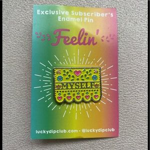 Other - 15 for $15! Feelin' Myself Pin